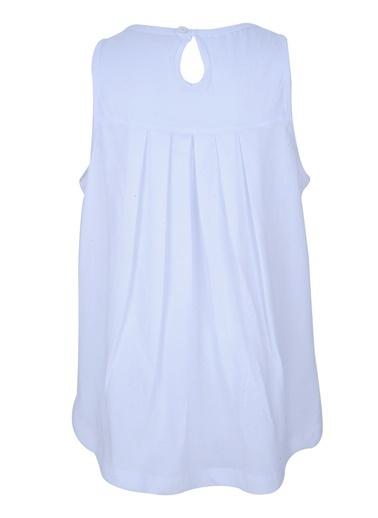 Zeyland Bluz Beyaz